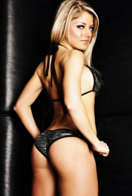 Kaufman hot lexi WWE star