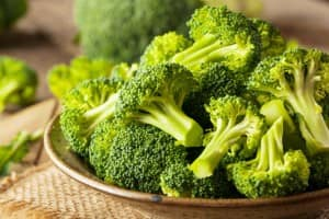 Eating Broccoli Can Reduce Wrinkles And Offer You Lustrous Hair Locks
