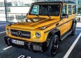 Quick look to Mercedes-Benz G63 AMG