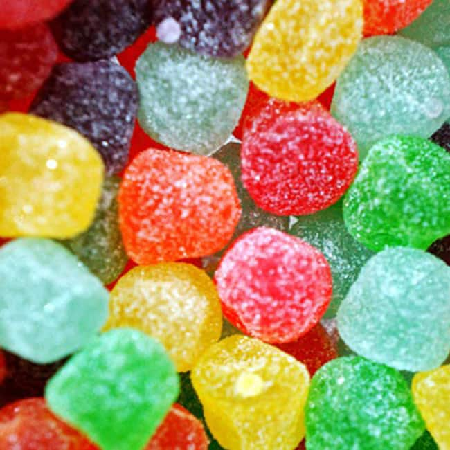 Candies slows down your metabolism and lead to weight gain
