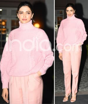 In Photos: Deepika Padukone And Gang Paint Delhi 'Pink' as They Promote Chhapaak in Delhi