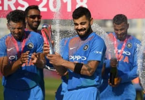 Best Moments from India's memorable T20I series win against England, SEE PICS
