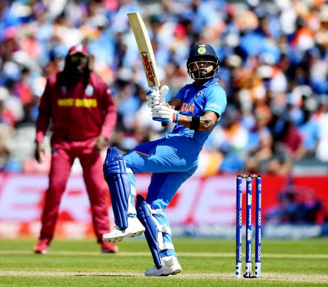 India vs West Indies Through Pictures