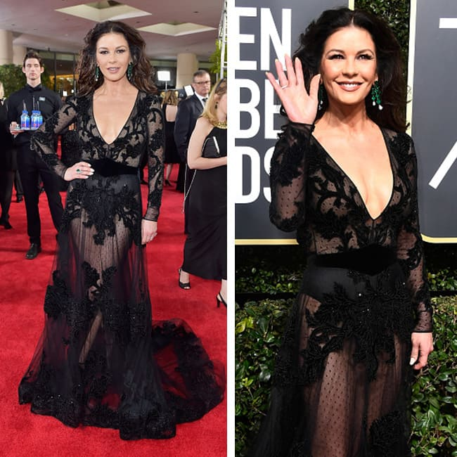 Golden Globe Awards 2018: 9 best gowns that won the red carpet look ...