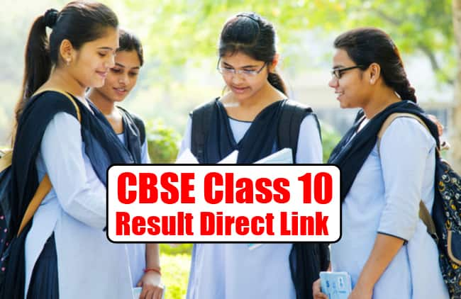 CBSE Class 10 Result Direct Link