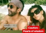 Farhan Akhtar-Shibani Dandekar's Mexican Vacation Look Straight 'From Paradise'