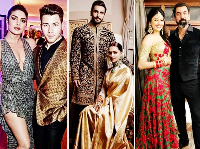 Celebrities Celebrating Their First Karva Chauth