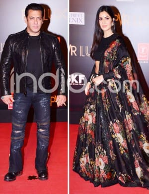 Bharat: Disha Patani, Tiger Shroff, Kriti Sanon Attend Screening of Salman Khan And Katrina Kaif's Film