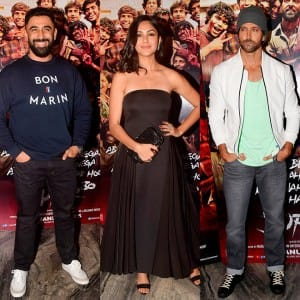 Hrithik Roshan And Mrunal Thakur Beam With Happiness at Super 30 Wrap-Up Party, Celebs Grace The Event