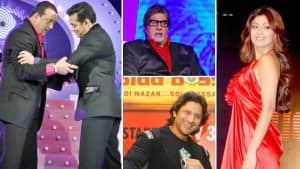 From Shilpa Shetty To Sanjay Dutt: Not Just Salman Khan, But These Celebs Have Hosted Bigg Boss As Well