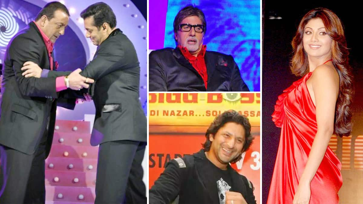 Celebs Who Have Hosted Bigg Boss In Past