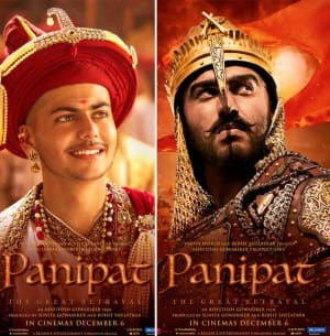 Panipat: The Great Betrayal Posters: From Arjun Kapoor to Abhishek Nigam, Here's Who Playing Who