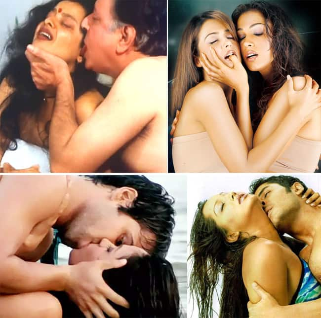 Check Bold and Awkward scenes from Bollywood