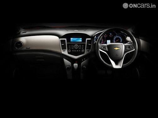 Chevrolet Cruze 2012 Interior img1