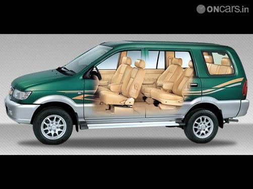 Chevrolet Tavera Interior Img2 Chevrolet Tavera Interior Photo