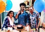 Kartik Aaryan's Parents Give Him a LIT Surprise on His 29th Birthday And THESE Cute Pictures Are Proof!