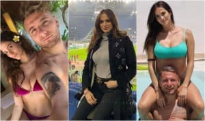 Move Over Ronaldo's Better Half Georgina Rodriguez, 18 Hot Pics of Ciro Immobile's Stunning Wife Jessica Melena Will Drive You Nuts