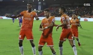 Indian Super League 2019-20: FC Goa Beat Mumbai City FC 4-2 in Goal Fest to Climb to Top of Points Table