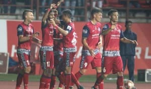 Indian Super League 2019-20: Farukh Choudhary, Sergio Castel Score 10-man Jamshedpur FC Beat Odisha FC 2-1 to Start on Winning Note