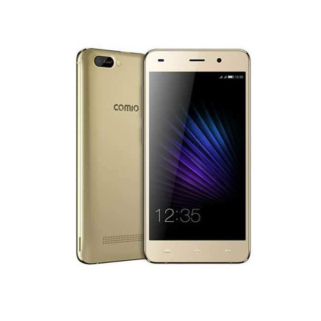 Comio C1 features