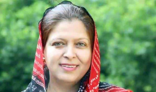 Congress  Shafia Zubair Wins Ramgarh Seat by Over 12 000 Votes  Party Touches 100 mark in Rajasthan
