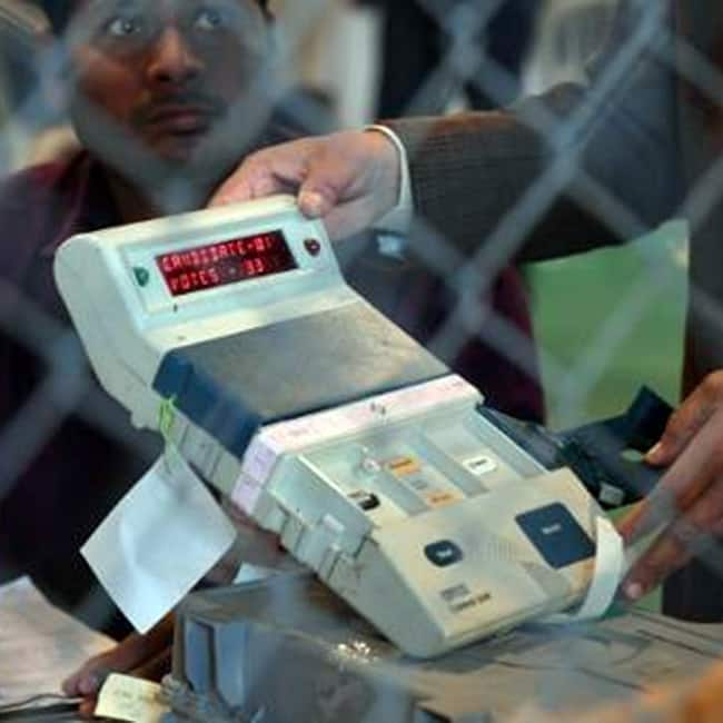 Counting of votes for Delhi MCD Election Result 2017