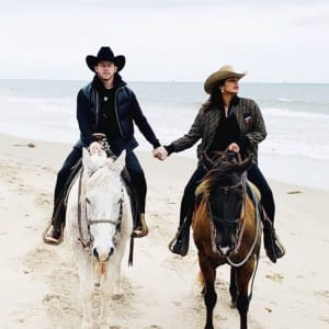 In PHOTOS: Priyanka Chopra Jonas-Nick Jonas' Romantic Horse-Riding Date Leaves Fans Swooning