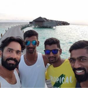 Dinesh Karthik Personal Photos: Pics that give a glimpse of Cricketer Dinesh Karthik's personal life!