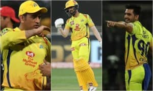 CSK vs DC 2021, IPL Match Today: Check Out Chennai Super Kings' Predicted Playing XI vs Delhi Capitals For Match 2 | IN PICS