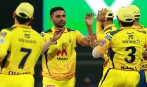 Chennai Super Kings' Predicted XI For Rajasthan Royals Clash