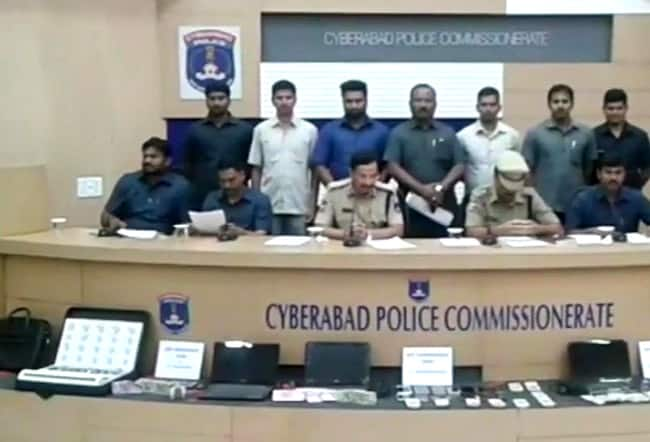 Cyberabad Police arrests cricket betting gangs