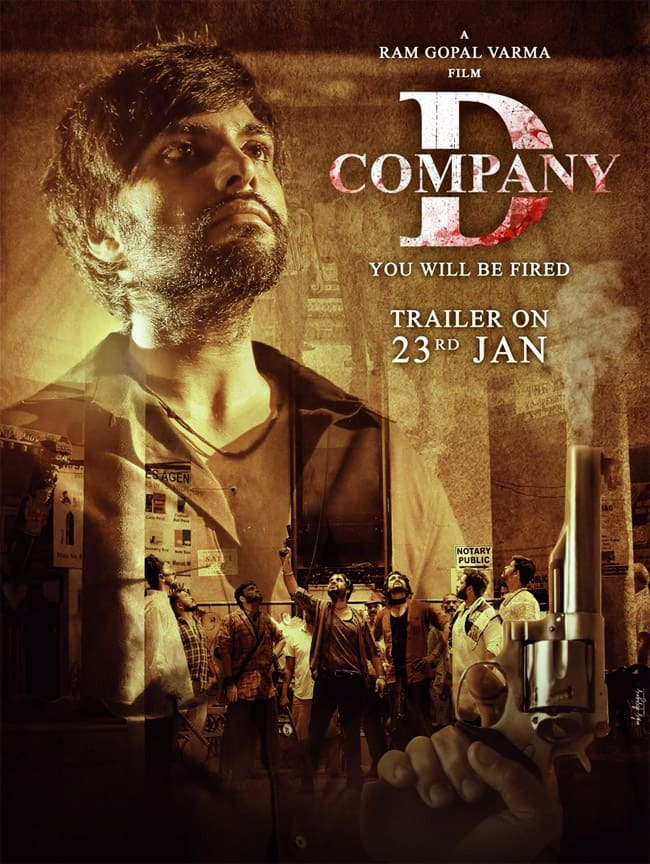 D Company Releasing in March 26  2021