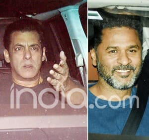 Dabangg 3 Special Screening: Salman Khan, Parbhudeva, Kichcha And Others Watch The Cop Drama