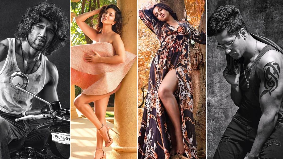 Dabboo Ratnani Calendar 2021  From Sunny Leone   s Sizzling Hot Look To Vidya Balan   s Bold Avatar  See Stunning Photos Here