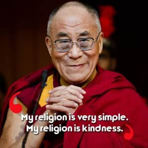 Birthday special: On 80th birthday check out spiritual leader Dalai Lama's inspirational quotes