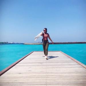 Dalljiet Kaur's Mind-Boggling Maldives Pictures Are Giving Major Travel Goals