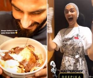 Deepika Padukone-Ranveer Singh's Date Night Pictures Amid COVID-19 Lockdown Makes Fans go Weak in Knees