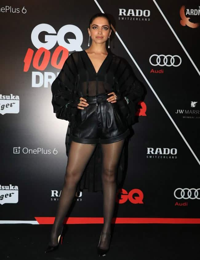 Deepika Padukone gives us superwoman feels at the GQ Event