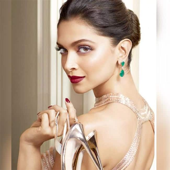 Deepika Padukone looks hot AF during Cannes 2017 ad campaign