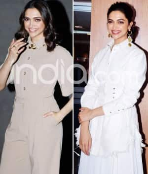 Deepika Padukone Takes Fashion Quotient to Another Level in White And Beige Ensemble as She Dreses up For 'Chhapaak' Promotions