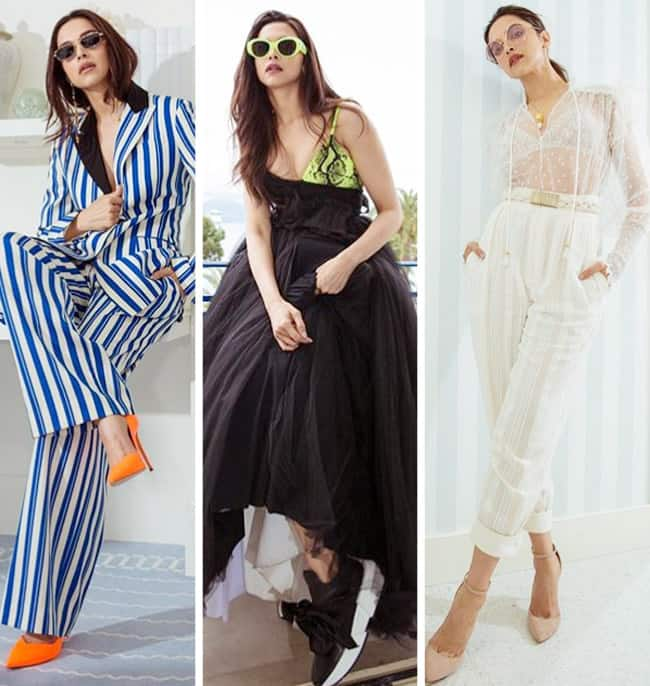 Deepika Padukone rocks every outfit at Cannes 2019