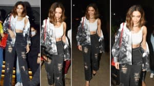 Deepika Padukone Takes Glamour Quotient A Notch Higher in a Gender-Fluid Oversized Shirt And Distressed Denim| See Viral Photos