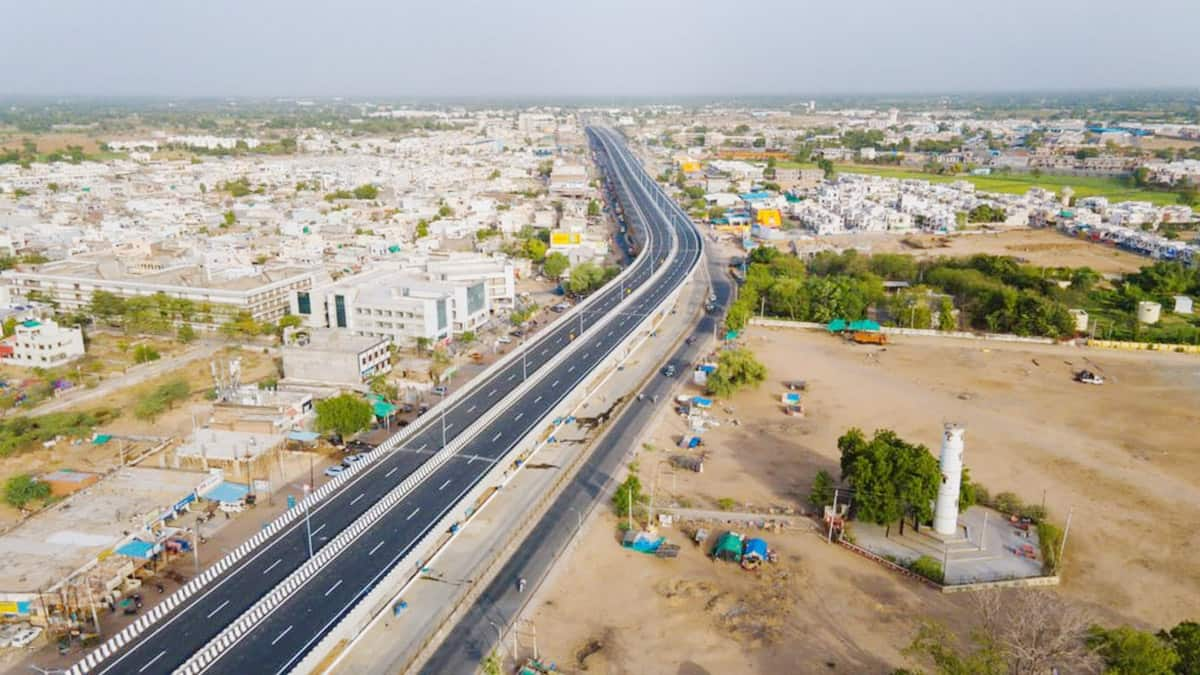 Delhi Mumbai Expressway  The Longest Highway in India