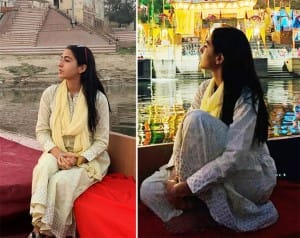 Sara Ali Khan's Ravashing Pictures From Varanasi Will Add All Missing Hues to Your Tuesday Mood!