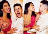 Priyanka Chopra-Nick Jonas's Treat Fans to First Karva Chauth Pictures at Jonas Brothers Concert