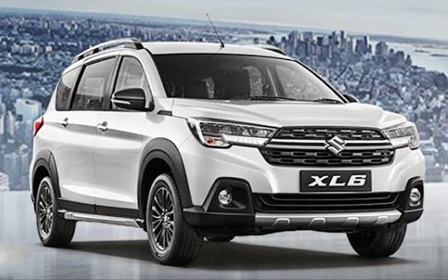 Design of Maruti Suzuki XL6