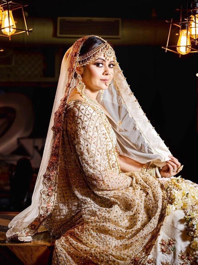 Devoleena Bhattacharjee becomes a bride
