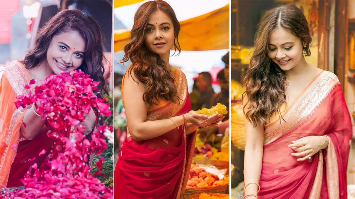 Devoleena Bhattacharjee Shares Her Drool worthy Pictures From Latest Flower y Photoshoot
