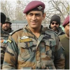 MS Dhoni To Soon Produce A TV Show Based On The Lives Of Our Soldiers