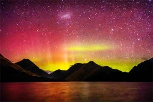 Aurora Australis Comes as Visual Treat For Netizens, Lights up Evening Sky in Green Glow Over Australia-New Zealand